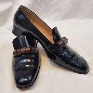 Vintage Salvatore Ferragamo Loafers